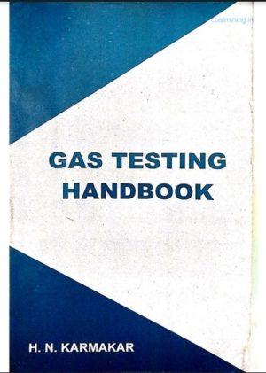 Gas testing Handbook by H.N. Karmakar