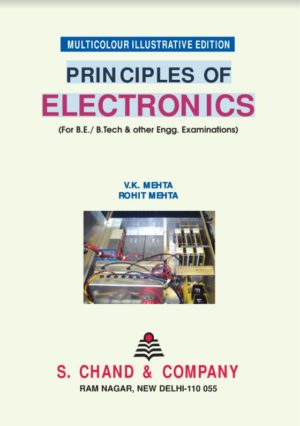 Principles of Electronics by V.K. Mehta