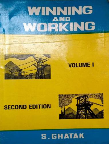 winning and working vol 1 by S Ghatak